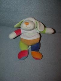 H-247a  Funnies hondje met truitje Glowy - 20 cm