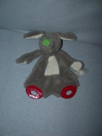 H-953  Happy Horse kroeldoekje hond Max met bijtstukken - 2008