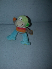 AJ-1179  Happy Horse rammelaar aap Monkey Mo