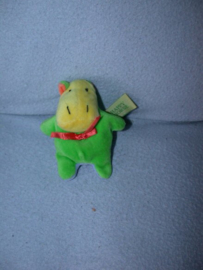 KP-1975  Happy Horse nijlpaardje  1996 - 11 cm
