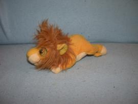 KP-1821  Disney/Merison leeuw Mufasa uit the Lion King - 20 cm