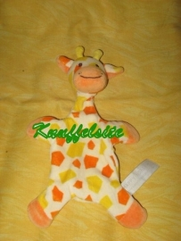 AJ-569  Happy Horse kroeldoekje giraffe Flatstyle Goffy 2006