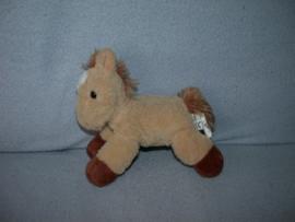 KP-1827  Merkloos paardje - 21 cm