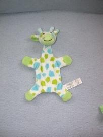 AJ-724  Happy Horse kroeldoekje giraffe Flatstyle Goffy 2008