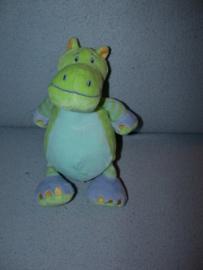 KP-2021  Nicotoy nijlpaard - 19 cm