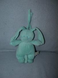 RMK-418  Tiamo muziekdoos konijn Basic Bunny