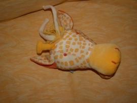 RMK-107  Unitoys/Knuffel & Co muziekdoos giraffe