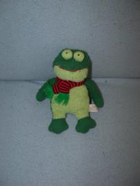 KP-1913  Russ Berrie kikker Frog - 17 cm