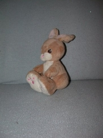 K-396  H&M konijntje - 18 cm