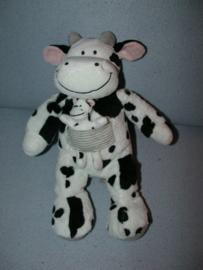 KP-1648  Nicotoy koe met kalfje - 31 cm