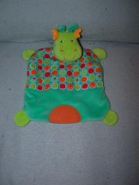 AJ-1152  Topolino / Topomini kroeldoekje giraffe
