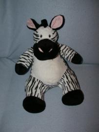 QZ-692  Nicotoy zebra Little Friends - 28 cm