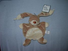 K-258  Gloednieuw! Nicotoy kroeldoekje konijn