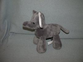 KP-363  Gloednieuw! Hema olifant 19 x 22 cm