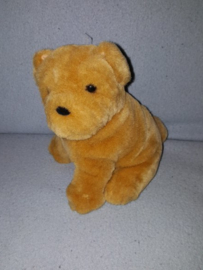 H-965  Nicotoy hond boxer - 21 cm