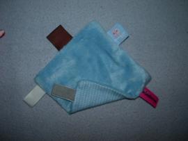 PS-1096  Kinderen/Snoozebaby labeldoekje klein