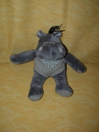 KP-1209  Sparkasse/Seebauer nijlpaard - 22 cm