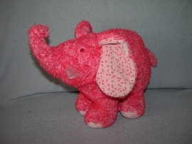 KP-1482  Happy Horse olifant Pink Erin nr.3  2006 - 29 cm