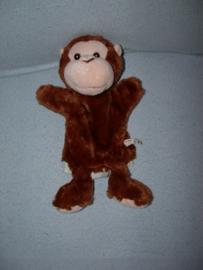 AJ-1382  Toi-Toys handpop aap - 31 cm