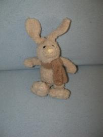K-1332  Happy Horse konijn met sjaal 1998 - 22 cm