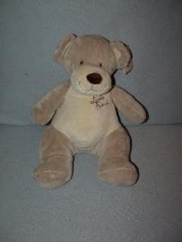 B-1278  Gloednieuw! Nicotoy beer `Little Friends` - 29 cm