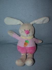 K-675  Eddy Toys konijn - 27 cm