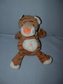 QZ-1026  Eddy Toys tijger - 34 cm