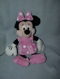 M-415  Nicotoy muis Minnie Mouse - 30 cm