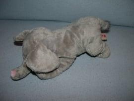 KP-2022  Nicotoy olifant - 29 cm