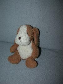 H-1077  Russ Berrie bloedhond/hondje Bailey - 13 cm