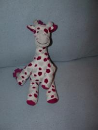 AJ-845  Happy Horse/Stichting Dada giraffe Goffy nr.2 - 35 cm
