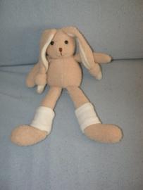 K-296  Anna Club Plush konijn met beenwarmers - 34 cm