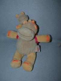 KP-1619  Doukidou nijlpaard met kleintje