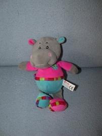 KP-1608  Toi-Toys nijlpaardje - 18 cm