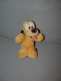 H-358  Nicotoy hondje Pluto - 20 cm
