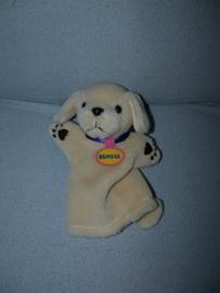 H-1062  Page handpop hond Bengel