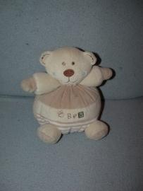 B-1376  Kik bol beertje - 18 cm