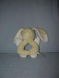 K-115  Unitoys rammelaar konijn