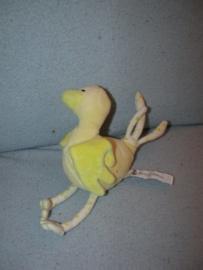 E-628  Happy Horse eendje Birdy in Basket nr.1  2004 - 20 cm