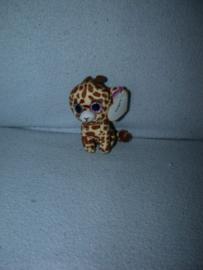 AJ-1265  Ty Beanie Boo giraffe Safari - 15 cm