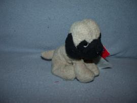 H-937  Gloednieuw! Russ Berrie hondje Max - 13 cm