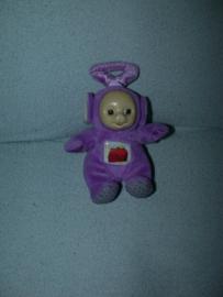 PS-1290  Tomy Teletubbie Tinky Winky - 13 cm