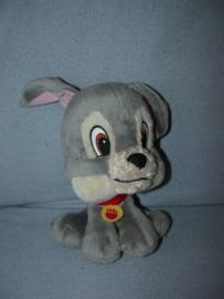 H-665  Nicotoy/Disney hond Vagebond (Lady en de Vagebond) - 23 cm