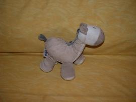 KP-1128  Prenatal paardje - 19 x 20 cm