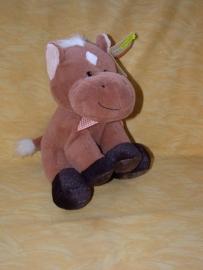 KP-1418  Gloednieuw! Evora Play'n'Kids paard - 20 cm