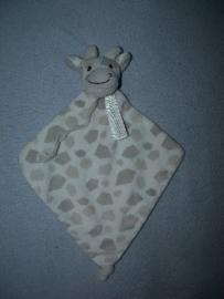 AJ-1085  Happy Horse kroeldoekje/speendoekje giraffe Gaga