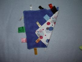 PS-1195  Snoozebaby labeldoekje, geen knisperpapier