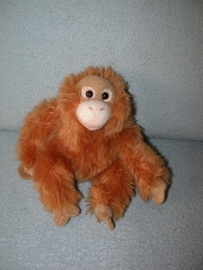AJ-1056  WWF aapje/Orang Oetang - 26 cm