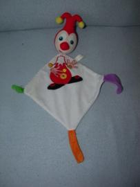 AJ-1215  Tiamo/Efteling kroeldoekje clown Jokie