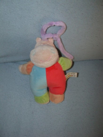 RMK-409  Eddy Toys muziekdoos nijlpaard